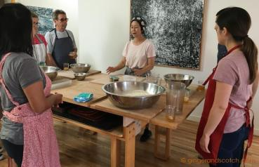 Soba Noodle Class with Sonoko Sakai