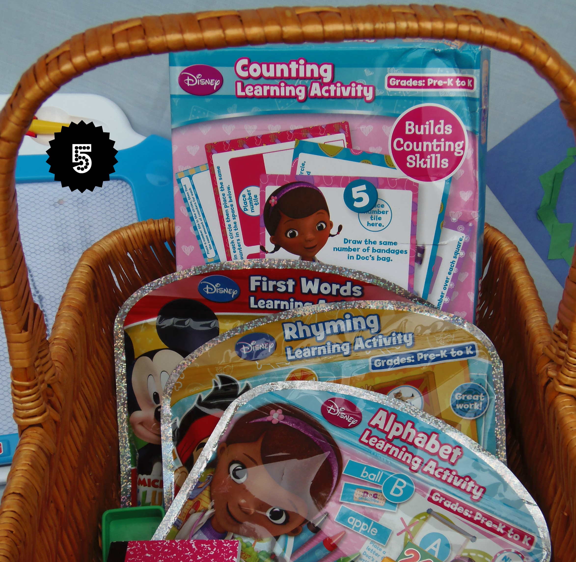 5 Ways To Make Learning Fun Feat Disney Junior Games