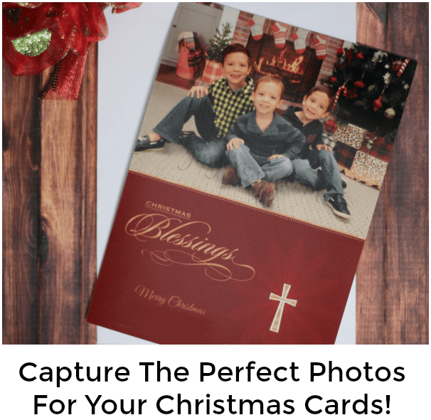 Capture The Perfect Photos For Christmas Cards At Portrait
