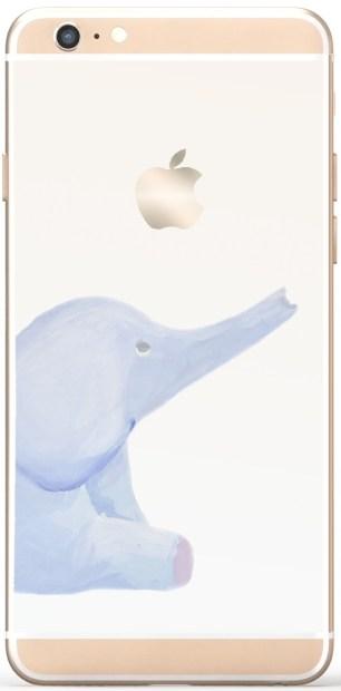 Iphone elephant