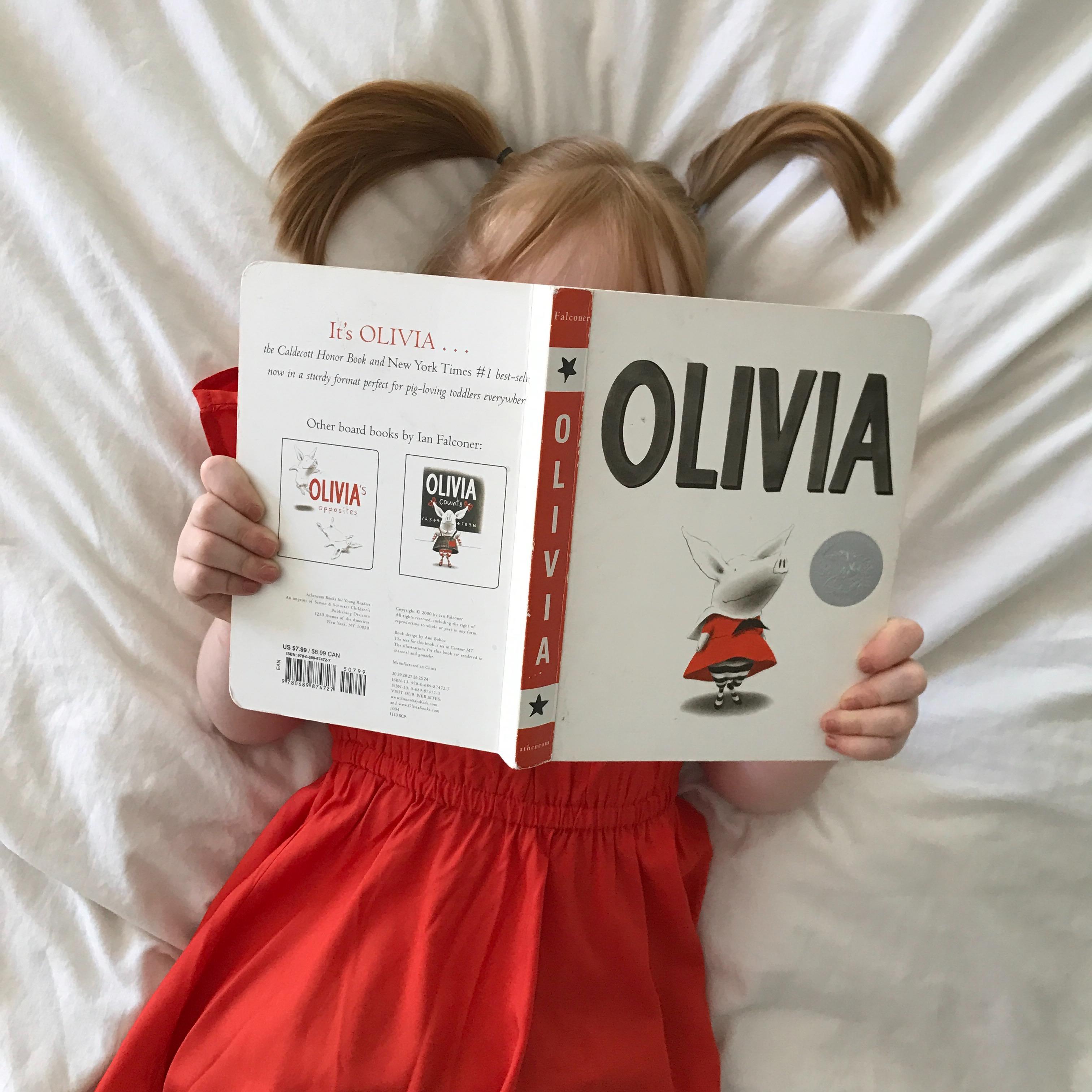 """""""Olivia"""" by Ian Falconer: Summer Capsule Wardrobe"""