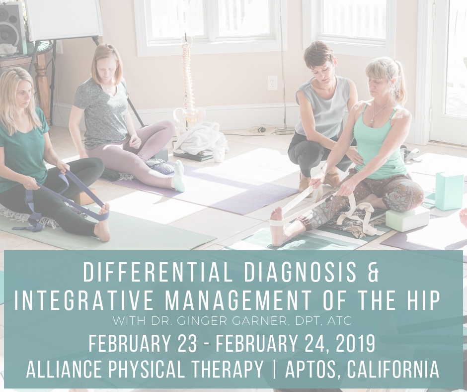 Differential Diagnosis and Integrative Management of the Hip