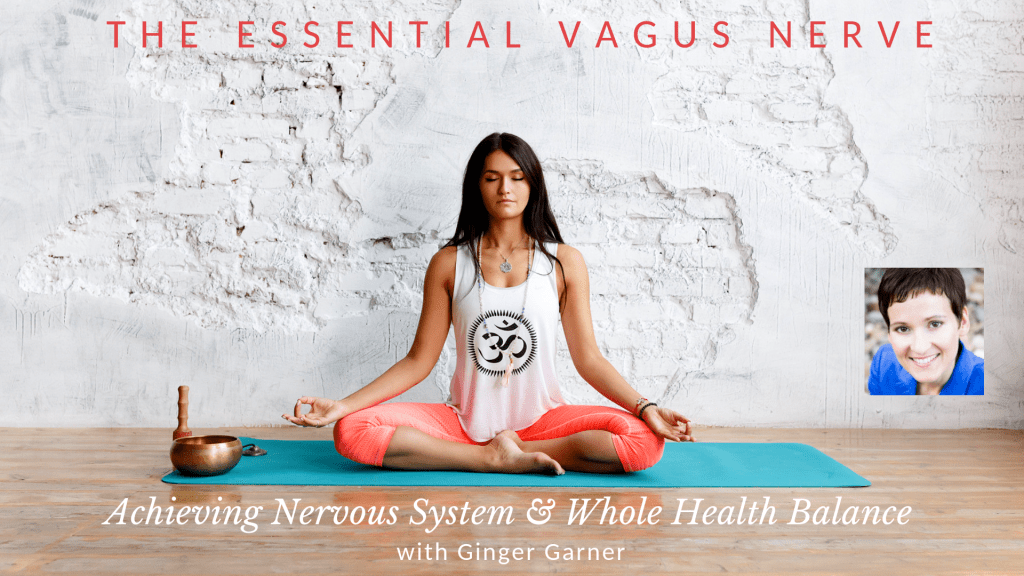 The Essential Vagus Nerve, Balancing Whole System Health & the Nervous System with Dr. Ginger Garner