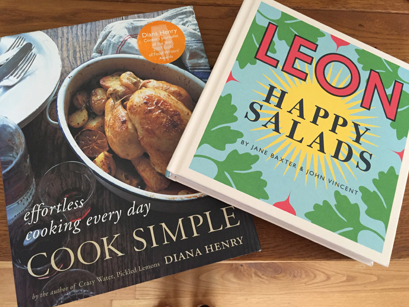cook simple happy salads cookbooks