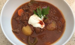 goulash and other warming autumnal dishes