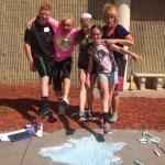 STEAMmaker Camp, Ginger Lewman, ESSDACK