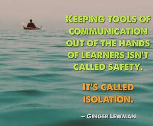Tools of communication edtech