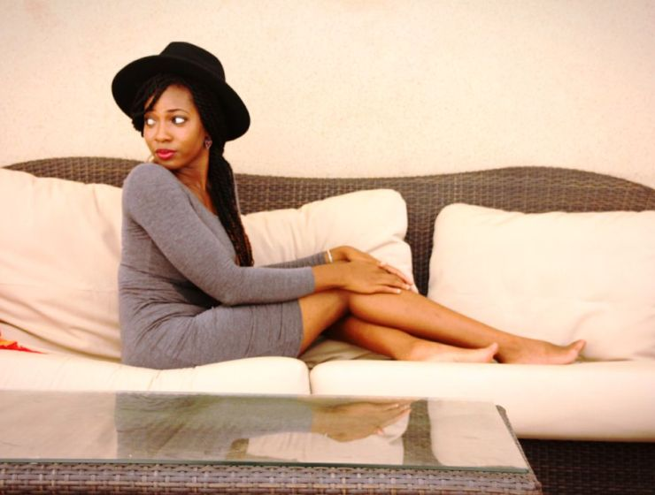 At Sandralia Hotel Abuja