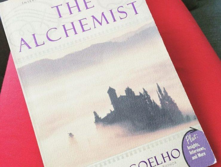 Paulo Coelho-The Alchemist
