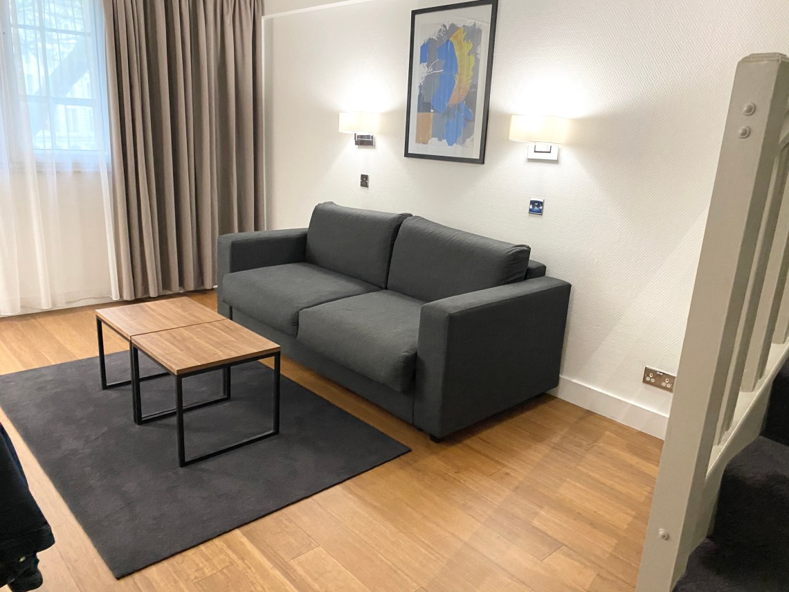 Ginger Mum Style Citadines - Dog Friendly Family Apart'hotel Central London