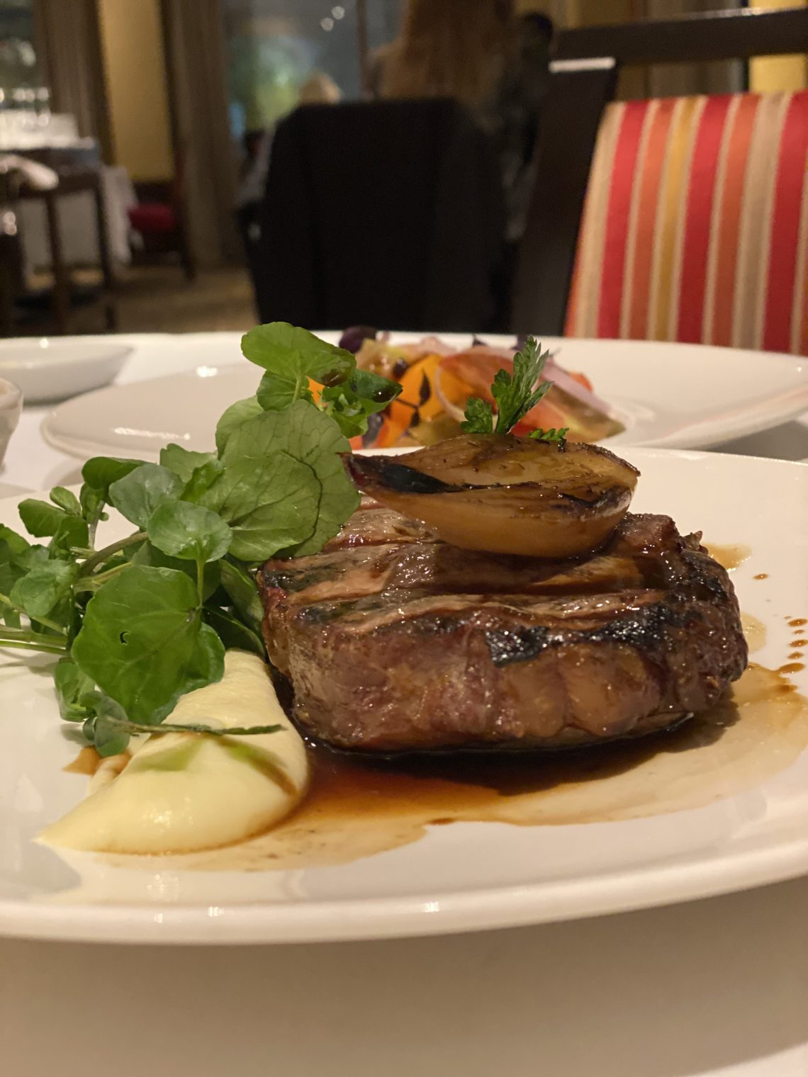 Sirloin Steak The Petrichor
