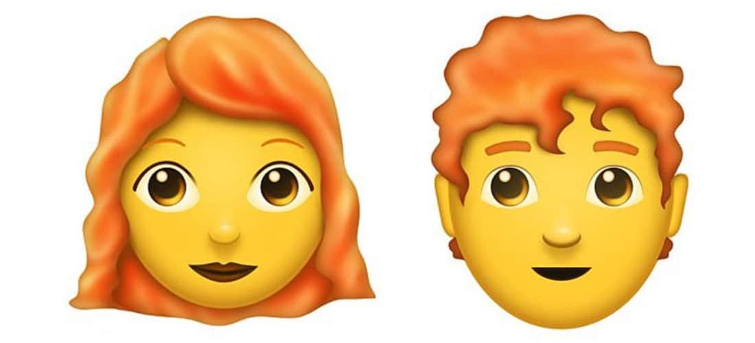 Ginger Emojis Confirmed For 2018 Ginger Parrot
