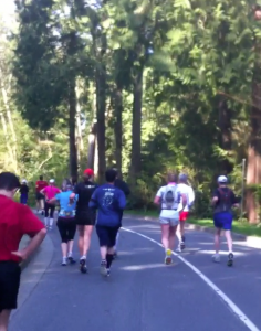 BMO Vancouver Marathon Stanley Park
