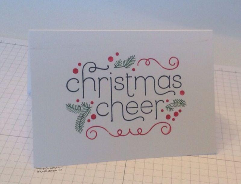 Christmas Cheer rt