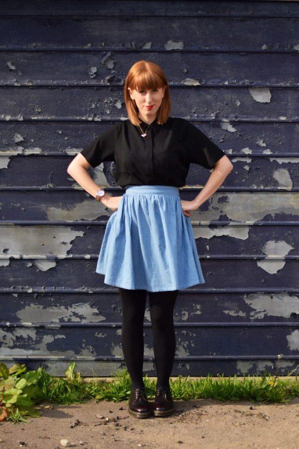 Brumby skirt 1