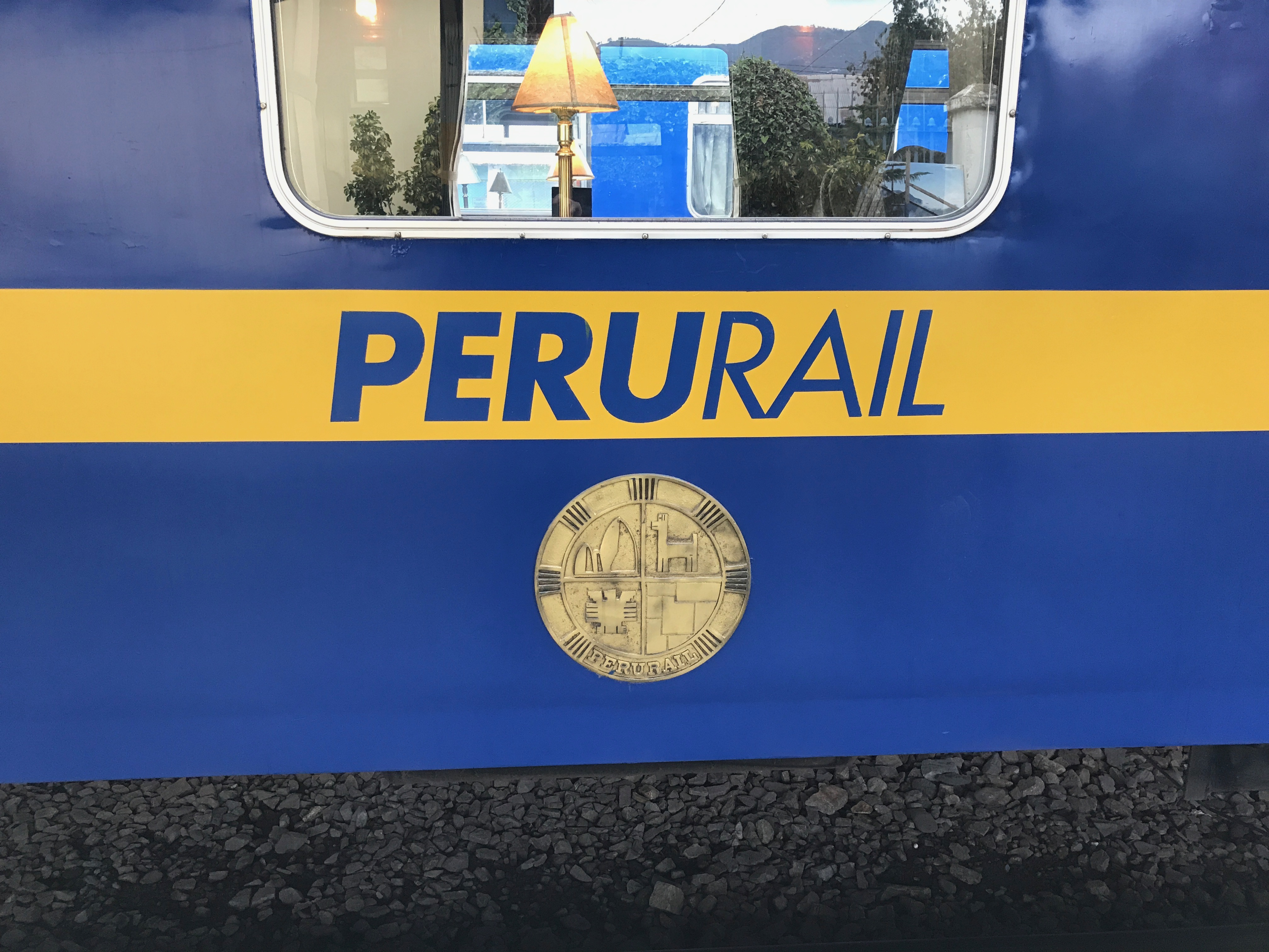 Perurail carriage
