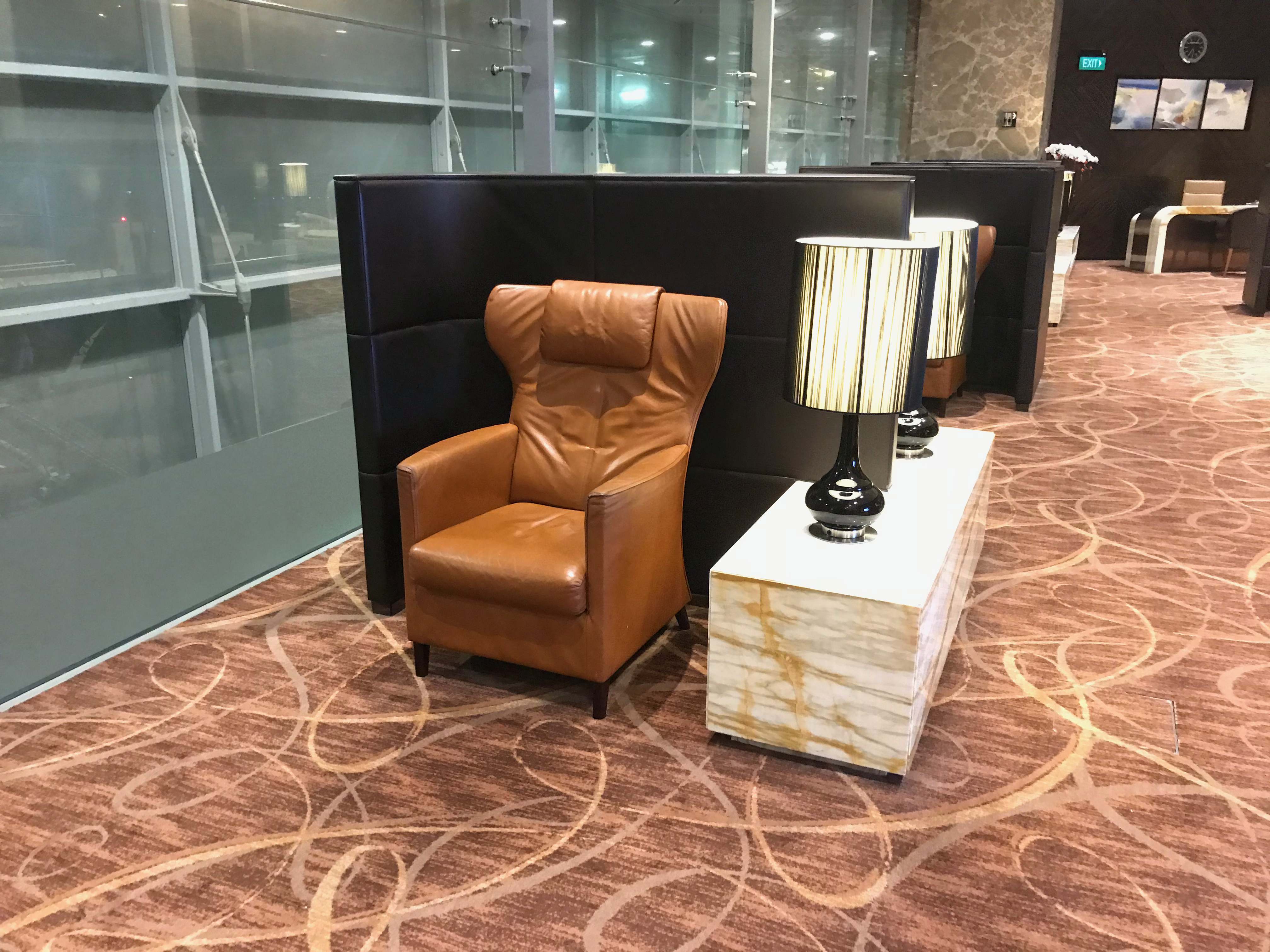 Private Room armchair