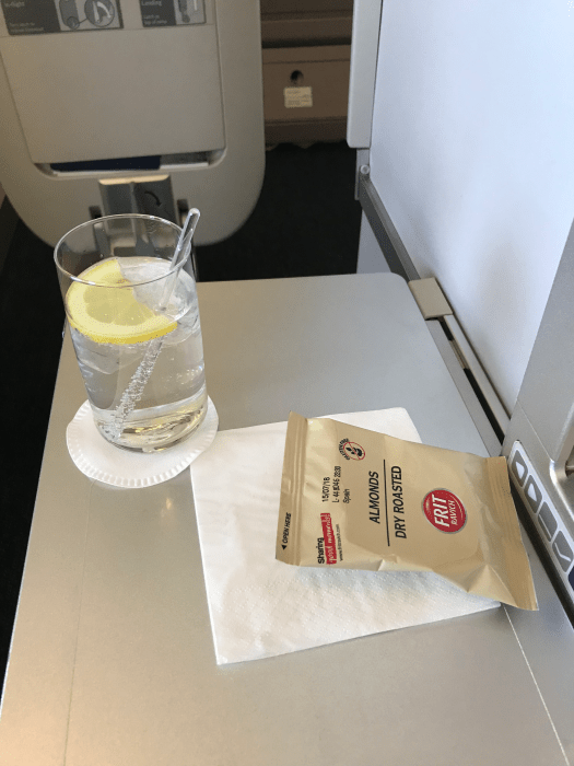 Club World gin and tonic