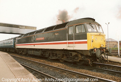 47 550 at some random location, probably in 1991