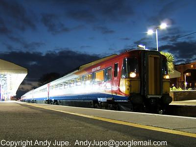442 413 at Basingstoke on the 13th April 2006