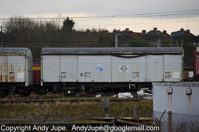 RLA 210175 stands in Bescot Yard on the 17th March 2012