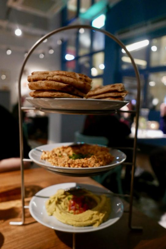 Review: The Real Greek, Cabot Circus | Gingey Bites