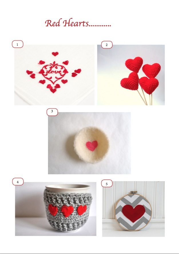 hearts on etsy