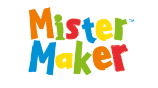 Kid's TV programme Mister Maker logo