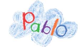 Children's TV programme Pablo logo