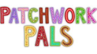 Toddler TV Show Patchwork Pals logo