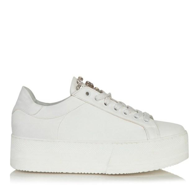 c5e2903713e GRUMMAN 99061 ΛΕΥΚΟ. Sneakers, Γυναικεία παπούτσια