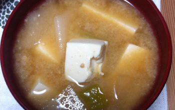 Misoshiru 味噌汁