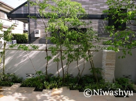 Garden Design by Niwashyu
