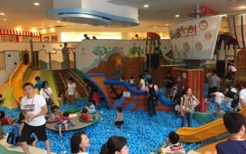 Indoor Spielplatz Asobono