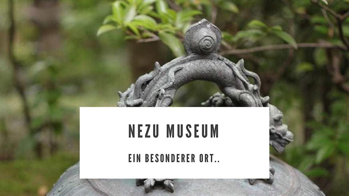 Nezu Museum Coverbild