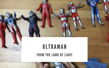 Schon was von Ultraman gehört?