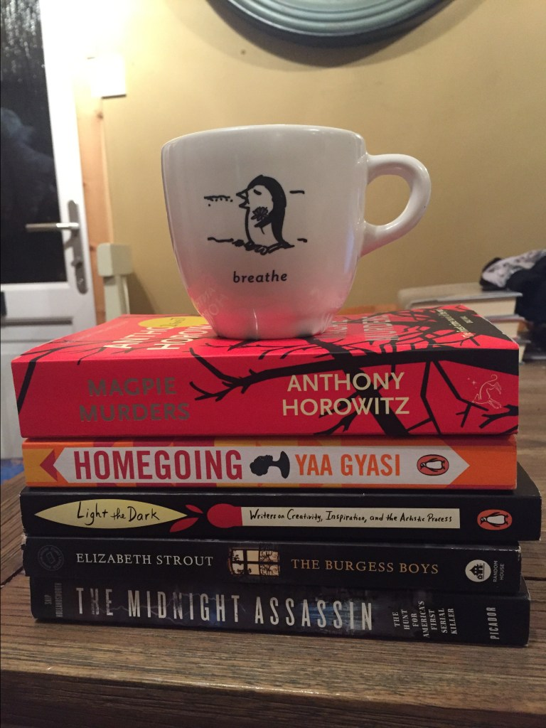 January Book Haul - Gin & Lemonade