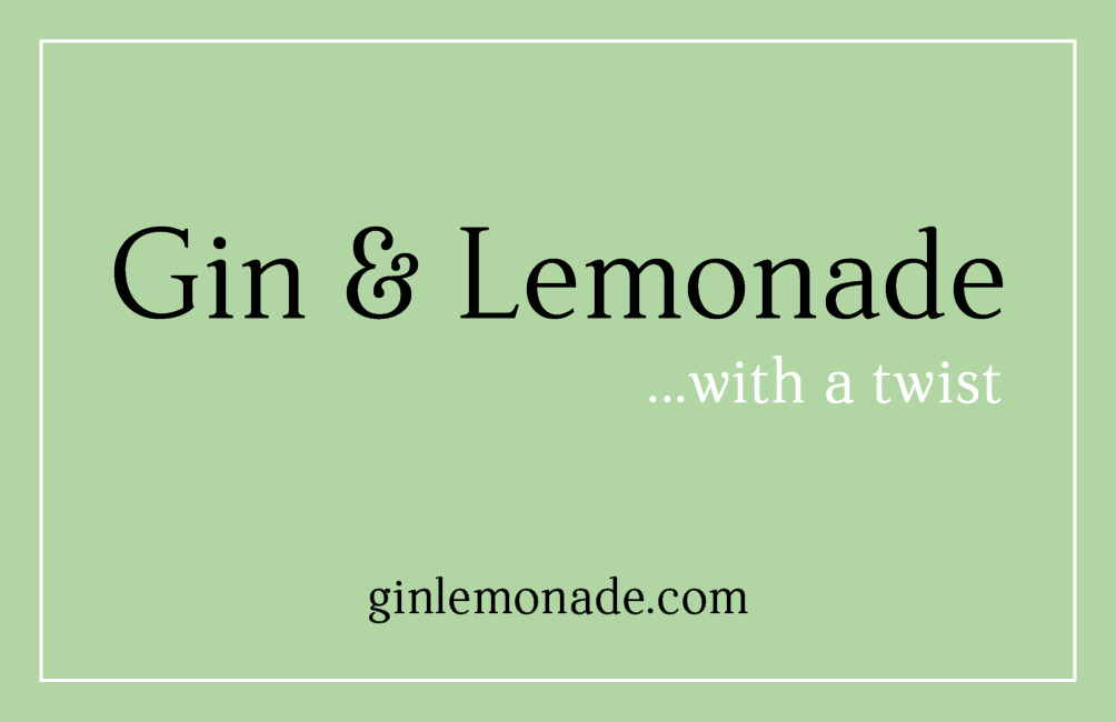 Gin & Lemonade's 6K Blog Party!