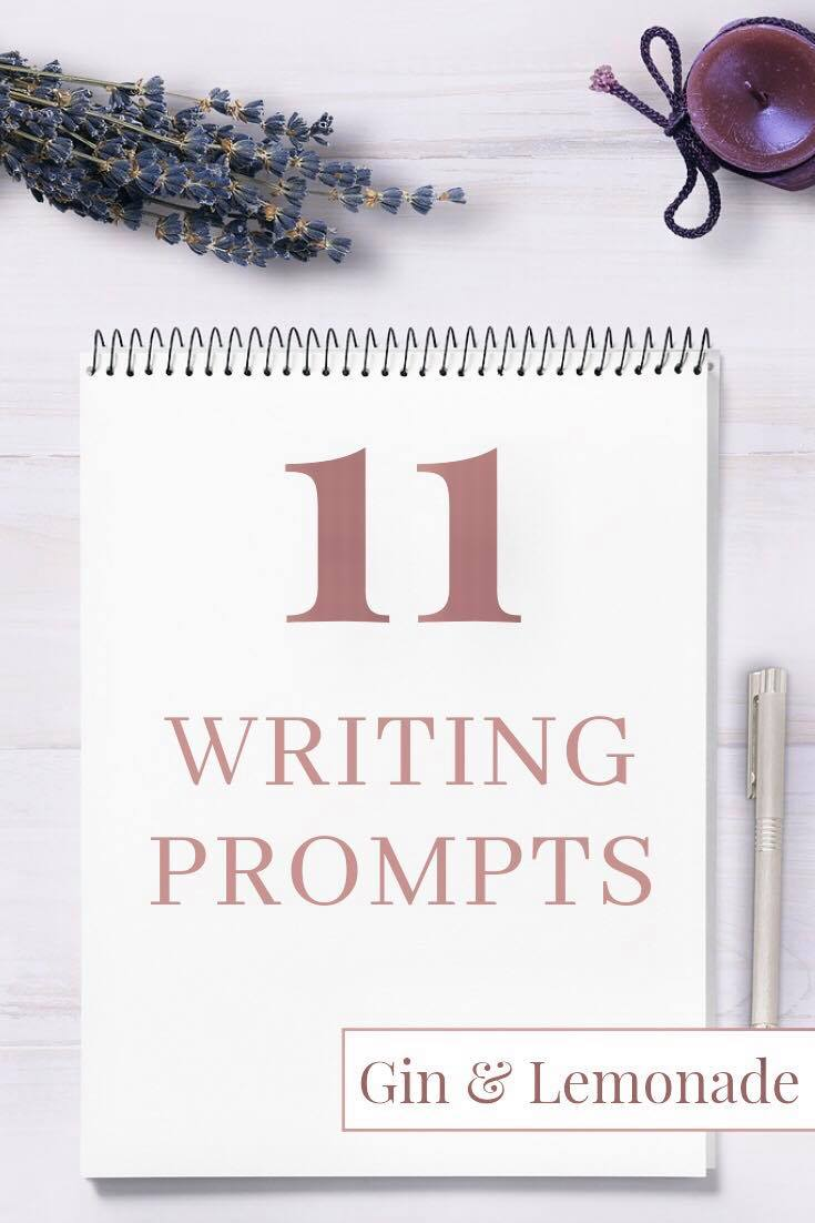 11 Writing Prompts