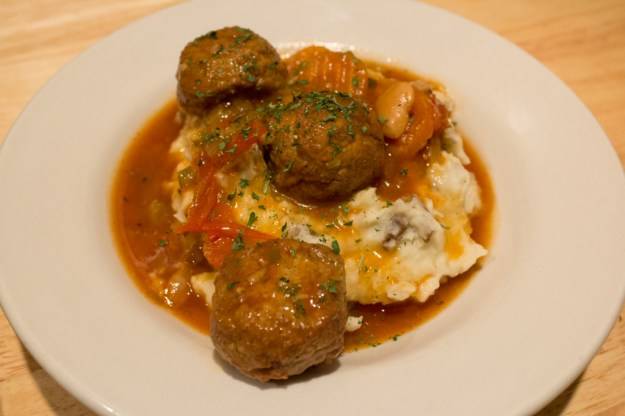 Fragrant Meatball Stew - Plated 2