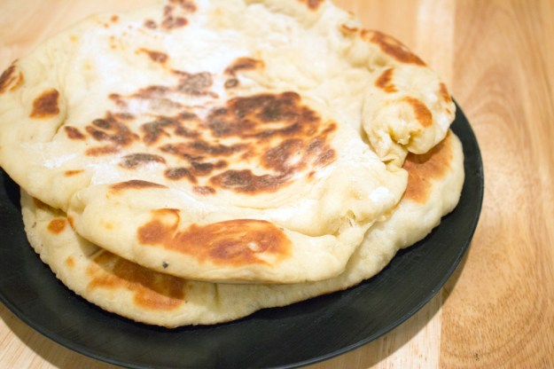 Skillet Flatbread Recipe