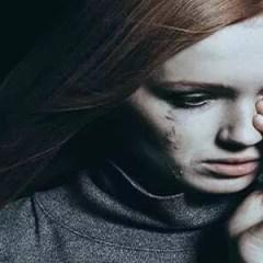 Depressed Bipolar woman