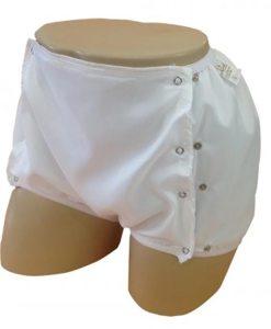 Calça Plástica Aberta Luxo