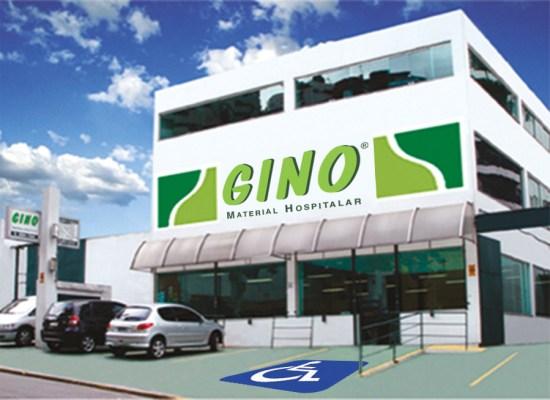 Imagem Loja Gino Material Médico Hospitalar