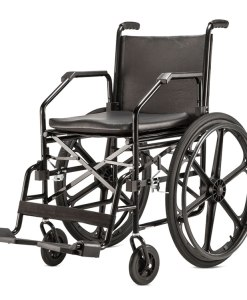 Cadeira de rodas 1017 Plus - Ortopedia Jaguaribe