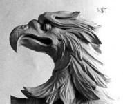 Gino Masero - Eagle Head