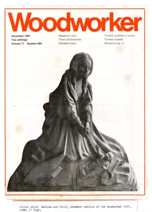 Gino Masero - Woodworker magazine