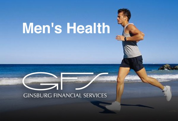 Men's health - Ginsburg Financial Services