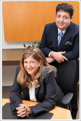 Jill Ginsberg and David Shulman