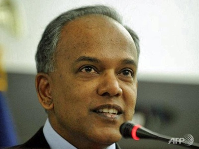 My meeting with Minister K Shanmugam Sc (1/3)